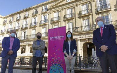 Euskaltzaindiak Euskaraldian parte hartzeko deia egiten die euskal herritarrei